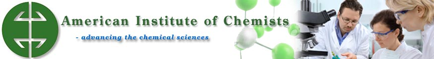 American Institute of Chemists logo
